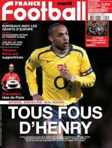 France Football du 02 Mai 2006