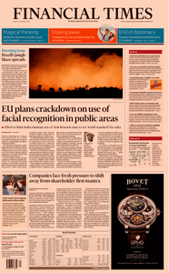 Financial Times UK – 23 August 2019
