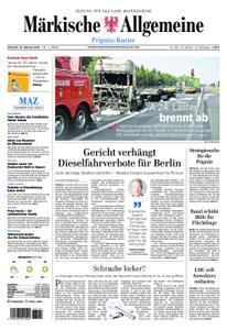 Märkische Allgemeine Prignitz Kurier - 10. Oktober 2018