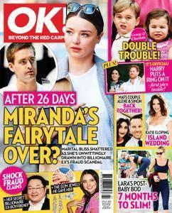 OK! Magazine Australia - July 03, 2017