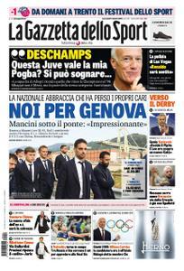 La Gazzetta dello Sport – 10 ottobre 2018
