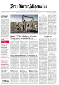 Frankfurter Allgemeine Zeitung F.A.Z. - 14. März 2019