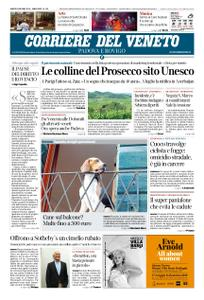Corriere del Veneto Padova e Rovigo – 08 giugno 2019