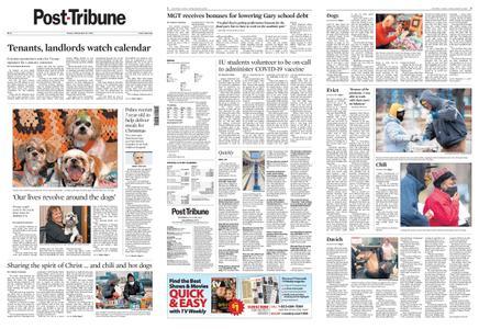 Post-Tribune – December 25, 2020