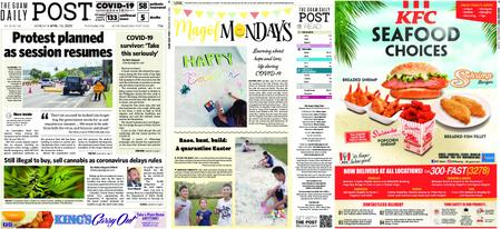 The Guam Daily Post – April 13, 2020