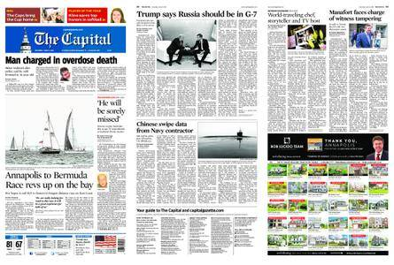 The Capital – June 09, 2018