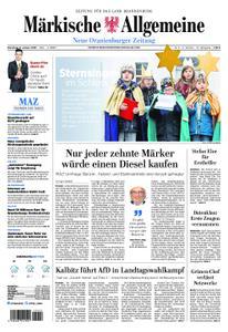 Neue Oranienburger Zeitung - 08. Januar 2019