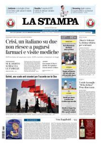 La Stampa Imperia e Sanremo - 14 Marzo 2019