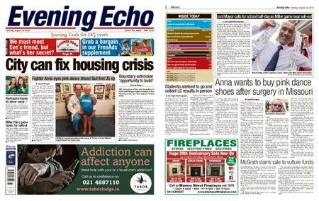 Evening Echo – August 14, 2018