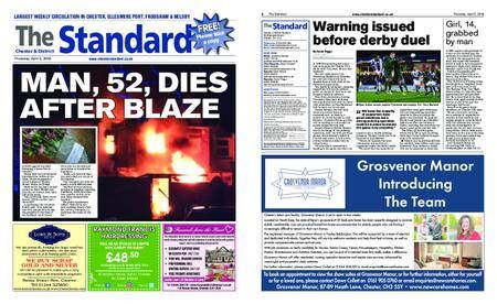 The Standard Chester & District – April 05, 2018