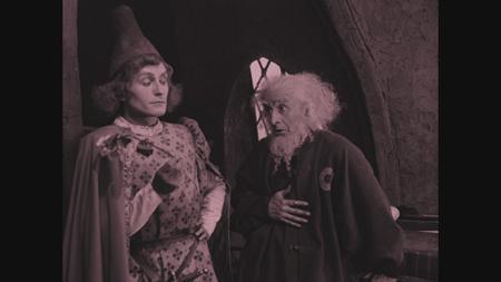 The Golem / Der Golem - wie er in die Welt kam (1920) [Masters of Cinema - Eureka!]