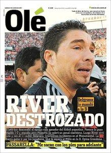 Diario Ole - 27 de Junio 2011