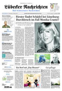 Lübecker Nachrichten Bad Schwartau - 11. Oktober 2018