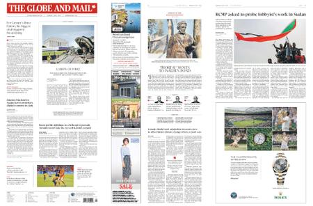 The Globe and Mail – July 04, 2019