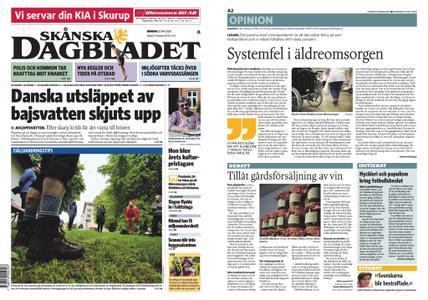 Skånska Dagbladet – 25 maj 2020