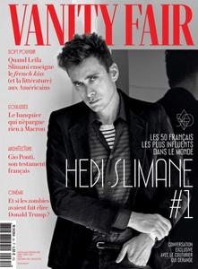 Vanity Fair France - décembre 2018