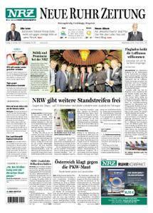 NRZ Neue Ruhr Zeitung Essen-Postausgabe - 13. Oktober 2017