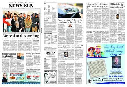 Lake County News-Sun – March 15, 2018