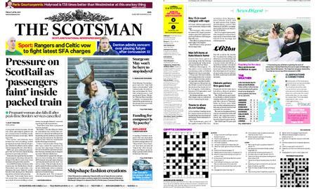 The Scotsman – April 05, 2019