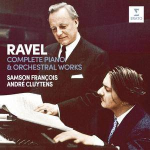 Samson Francois & André Cluytens - Ravel: Complete Piano & Orchestral Works (2018)