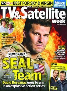 TV & Satellite Week - 17 March 2018