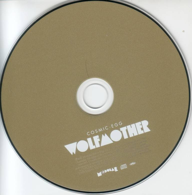 Wolfmother - Cosmic Egg (2009) {Japan 1st Press}