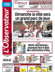 L'Observateur de l'Avesnois - 26 avril 2019