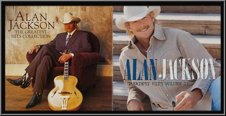 Alan Jackson - Greatest Hits Collection :: Volume I & Volume II :: CBR @ 320 kbps