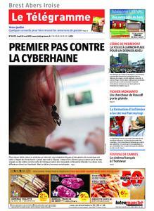 Le Télégramme Brest Abers Iroise – 16 mai 2019