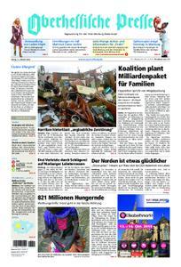 Oberhessische Presse Marburg/Ostkreis - 12. Oktober 2018