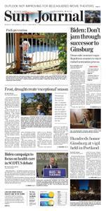 Sun Journal - Western Maine – September 21, 2020