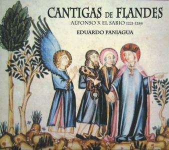 Alfonso X el Sabio - Cantigas de Flandes (2009) {Pneuma}