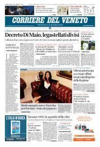 Corriere del Veneto Vicenza e Bassano - 5 Luglio 2018