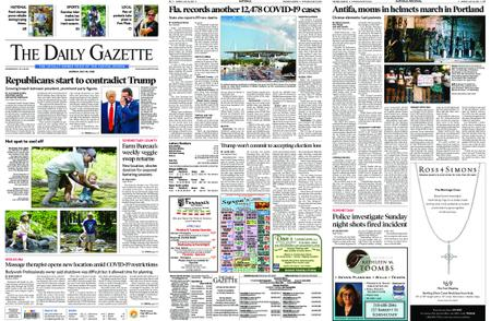 The Daily Gazette – July 20, 2020