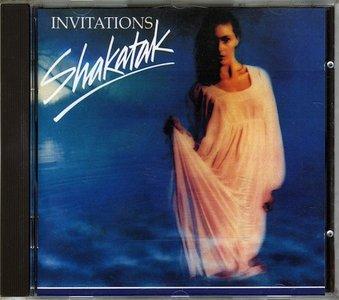 Shakatak - Invitations (1982) [Non-Remastered] Re-Up