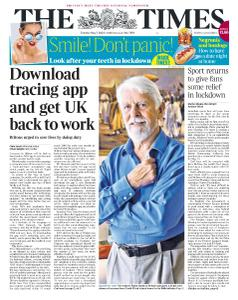 The Times - 5 May 2020