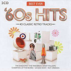 VA - Best Ever '60s Hits (2CD) (2016)
