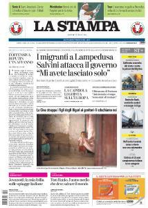 La Stampa Imperia e Sanremo - 7 Luglio 2019