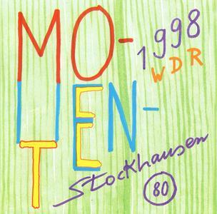 Karlheinz Stockhausen - Momente, Version 1998 (1998) {2CD Set Stockhausen-Verlag No. 80}