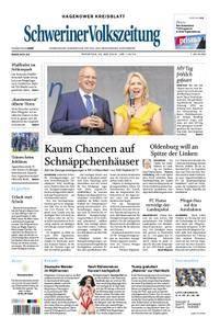 Schweriner Volkszeitung Hagenower Kreisblatt - 22. Mai 2018