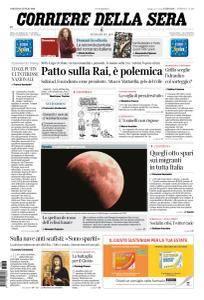 Corriere della Sera - 28 Luglio 2018