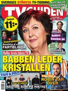 TV-Guiden – 27 augusti 2019