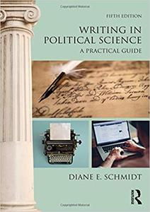 Writing in Political Science: A Practical Guide, 5th Edition