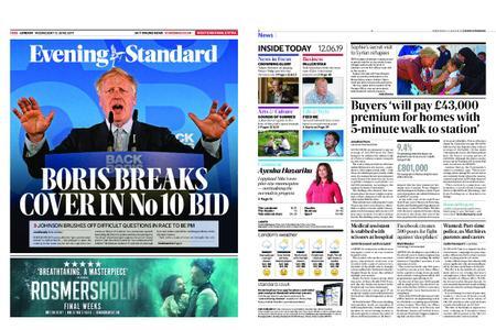 London Evening Standard – June 12, 2019
