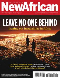New African - October 2019