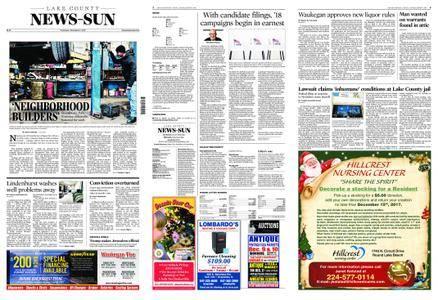 Lake County News-Sun – December 07, 2017