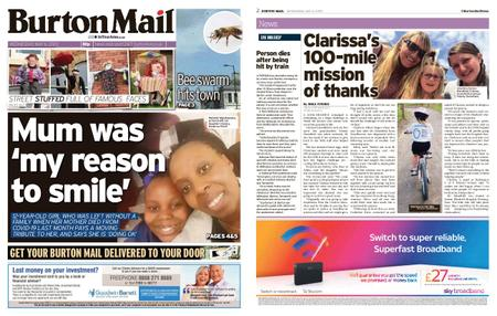 Burton Mail – May 06, 2020