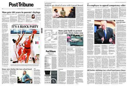 Post-Tribune – February 03, 2018
