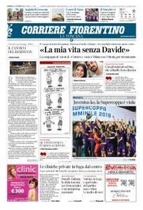Corriere Fiorentino La Toscana – 14 ottobre 2018