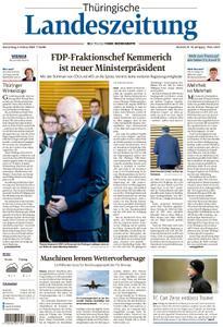 Thüringische Landeszeitung – 06. Februar 2020